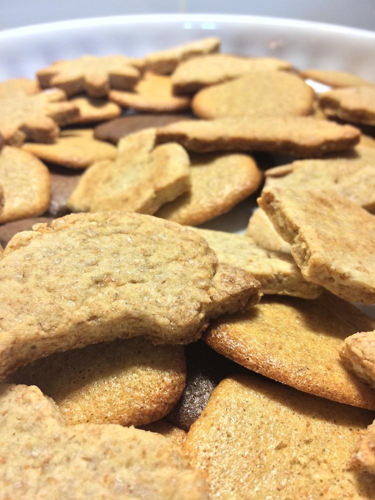 Vánoční sušenky nejen pro děti